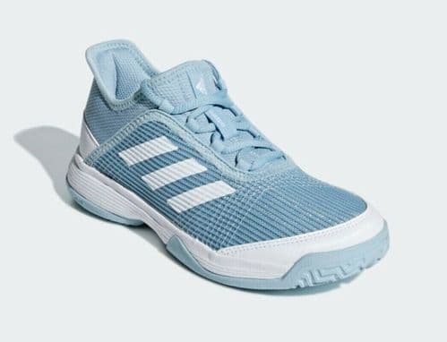 adidas Adizero Club Kids Children's Junior Tennis Shoes CG6450 UK13.5k - UK6.5